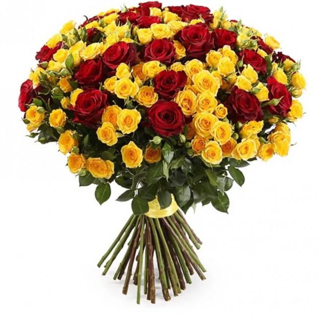 Букет роз № 8